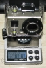 Weight of GoPro Camera with Housing.
