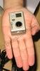 GoPro HD Camera's size.