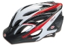 Bell Influx Helmet, Red Black White