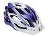 Bell Slant Helmet, White Lilac
