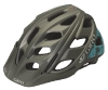 Giro Hex Helmet, Matte Brown Teal