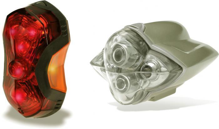 Blackburn Quadrant Amp Mars 3 0 Combo Lights Bright Enough