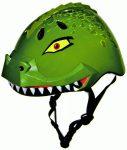 Raskullz Dinosaur helmet, color: Radgon Green