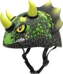 Raskullz Dinosaur helmet, color: T-Chopz Black